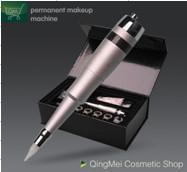 China Mei Cha Digital Permanent Makeup Tattoo Kit Manual Tattoo Pen Adjustable Speed on sale