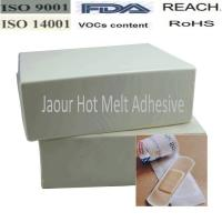 China Skin Care Biocompatibility Hot Melt Pressure Sensitive Adhesive For Medical Tapes on sale