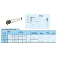 China Morse taper shank End Mill Cutter for stainless steel , Indexable Chamfer Cutter wholesale