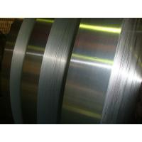 Buy cheap 0.3mm Industrial Aluminum Foils / Aluminum Strip For Coaxial Cable Shield from wholesalers