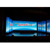 China Live Show P5 Indoor Full Color LED Screen Rental Cabinet Size 640 * 640 mm on sale