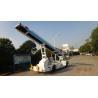 China Conveyor Belt Vehicle With Diesel Engine , 30 M / Min Speed , 70 - 75 Cm Width wholesale