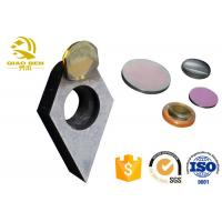 China Welding Diamond Milling Tools High Speed Diamond Cnc Tooling GR201744202646 Certification wholesale