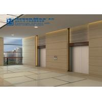 Intelligent mini machine room elevator with safety guarantee technology