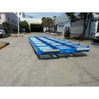 China Non Slip 18T Container Pallet Dolly Wear Resistant ISO Certification wholesale