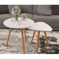 China Cafe Furniture Solid Wood Modern Center Table Japanese Style Assembly Minimalist wholesale