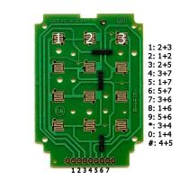Buy cheap 10 Layer High Frequency PCB Fabrication Service , Custom Made Rogers PCB from wholesalers