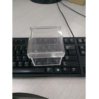 China Storage Small Clear Acrylic Products Plexiglass Display Box With Lids on sale