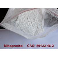 China 99.05% High Purity Pharmaceutical Intermediate Misoprostol White Solid wholesale