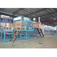 Quality Waste Paper Moulding Pulp Egg Tray Making Machine / Fruit Tray Machine for sale