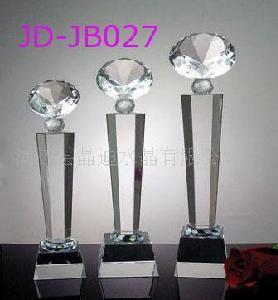 China Crystal Diamond Trophy Award (JD-JB-027) wholesale