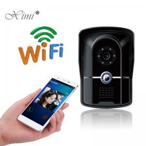 China 110 - 240 V Wireless Intercom Doorbell , 0.47 Kg Villa Home Video Intercom wholesale