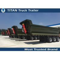 China Off Road Dump Trailer on sale