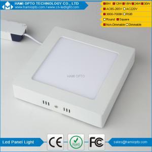 China Surface LED panel light 24W SMD2835 CE RoHS approved AC85-265V wholesale