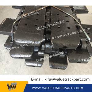 High Quality Black Track Shoe Pad Plate for Demag CC1800 Crawler Crane