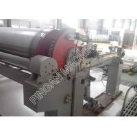 Big Jumbo Rolls Tissue Paper Production Line High Output Heat Treatment Axle