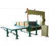 China Industrial Vertical Foam Cutter For Sponge Mattress , Digital Cutting Machine wholesale