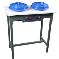 Buy cheap Double Dishes High Speed Metallographic Polishing Equipment 380V , Speed Customized from wholesalers
