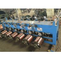 China Wire Buncher Machine With Fine Wire Payoff , Cable Bunching Machine PC250 To PND300 Bobbin wholesale