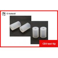 China Clear 510 Ego Electronic Cigarette Drip Tip For CE4 Atomizer wholesale