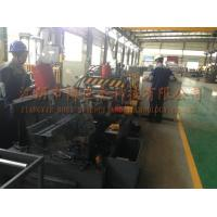 China 2.0-2.5mm Thickness Steel Forming Machines 350 Map Galvanized Sheet 8-20m/min wholesale