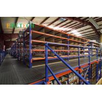 China Warehouse Steel Structure Mezzanine Floor by Auto Parts Accessories  2 - 3 Layer wholesale