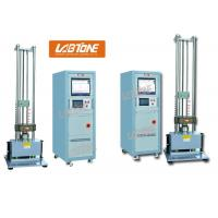 China High Efficiency Mechanical Shock Test , Digital Shock Absorber Testing Machine  wholesale