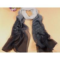 China Fashion colorful Silk Scarves For Dyeing wholesale