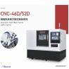 Buy cheap CE Automatic Cnc Lathe Machine , Cnc Lathe And Milling Machine Long Life from wholesalers