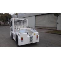 China Stable Baggage Towing Tractor , Aircraft Towing Equipment Easy Maintenance wholesale