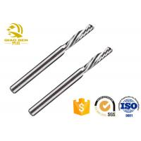 China High Performance CNC Carbide Step Reamer Cutting Tool Chip Groove Shape wholesale