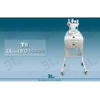 China 10Mhz Cavitation RF Tripolar Radio Frequency Machine For Weight Loss on sale