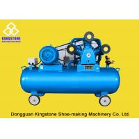 China Electric Shoe Making Equipment Industrial 10HP Piston Type Air Compressor wholesale