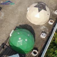 China 5.5m Dome Tent for Outdoor Celebrations Party Events with Ball Shape Structure wholesale