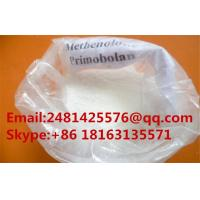 China Safe Anabolic Trenbolone Powder Methenolone Acetate CAS 434-05-9 For Muscle Growth on sale