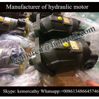 Factory Directly Offered A2fm63 Rexroth Hydraulic Motor