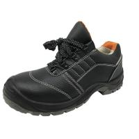 China Heat Resistant Industrial Work Boots Second Layer Leather Slip On Steel Toe Shoes wholesale