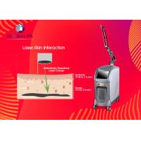 Buy cheap Skin Rejuvenation Nd Yag Laser Tatoo Removal Machine 1064nm 532nm ISO13485 from wholesalers
