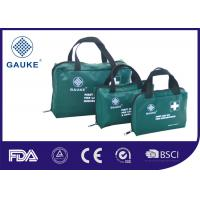 China British Standard First Aid Refills Kit Nylon Bag Medical Adventure Kits Waterproof wholesale