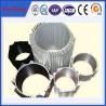 China China aluminum profiles for electrical machine shell wholesale