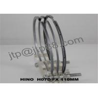 Buy cheap Hino H07D Diesel Spare Parts Engine Piston Rings Size 100 * 3 + 2 + 4mm from wholesalers