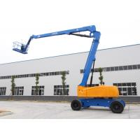 China 2 / 4 Wheel Drive Hydraulic Boom Lift 30M for High Precision Loading Transportation on sale