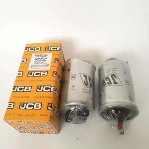 China OEM ODM Excavator Diesel Fuel Filter For JCB 320-07394 wholesale
