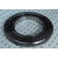 China Single row Slewing Ring Bearings Four Point Contact Ball slewing bearings For Excavators  wholesale