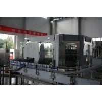 China Automated Carbonated Soft Drink Filling Machine / Soda Can Filling Machine wholesale