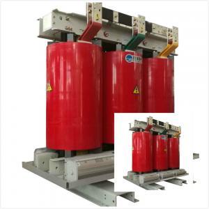 China 11 KV - 2000kVA Dry Type Transformer Inflaming Retarding AV Air Cooled wholesale