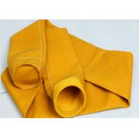 Buy cheap Dust Collector Non Woven Filter Bags P84 High Temperature Dust Filter Bag from wholesalers