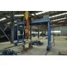 China High efficiency Light Pole Machine , High Mast Gantry welding machine for large pipe / tube wholesale