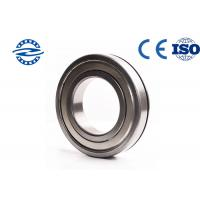 China Standard Deep Groove Ball Bearing Single Row 6006zz 6006rs With Low Vibration wholesale