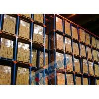 China Drive In Racks - Drive Through Racking System - High Density Pallet Storage Racking System in Warehouse wholesale